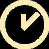 Clock Light Icon_ffecb3